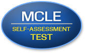 MCLE Self-Assessment Test