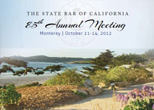 State Bar Annual Meeting Monterey