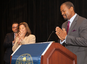 State Bar board welcomes new president, trustees