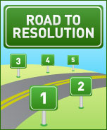 Road to Resolution graphic